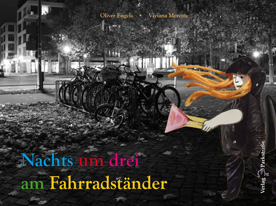 Cover: Nachts um drei am Fahrradständer